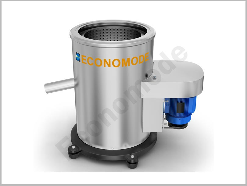Circular Fryer with Wood Based Heat Exchanger